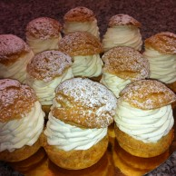 Choux - Cream Puffs