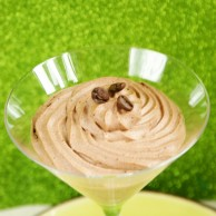 Chocolate Irish Coffee Mousse